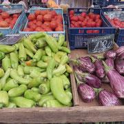 Alcudia, Markt