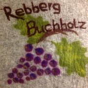 Sitzmatte für Joe & Ruth Kempf, Rebberg Buchholz