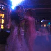 Performance: Eva, Dr Zombie & Fexa - Foto by Mys Tia