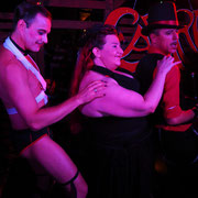 CABARET: Docteur Diva, Rachel von Hindman & Monsieur Fexa - Foto: Mys Tia / Opium-Berlin