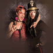 HAPPY NEW YEAR ! DR DIVA & FEXA @ Angels & Devils - Foto: House of Rough Arts