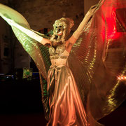 HAYDEE SPARKS - Performance @ Angels & Devils - Foto: House of Rough Arts
