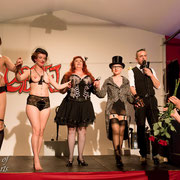 Dr Diva, Mopsy Meyers, Rachel von Hindman, Helena & Fexa - Foto: House of Rough Arts