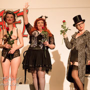 Mopsy Meyers, Rachel von Hindman & Helena - Foto: House of Rough Arts