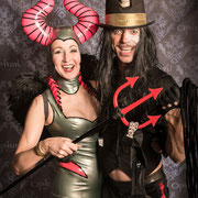 HAYDEE SPARKS & FEXA @ Angels & Devils - Foto: House of Rough Arts