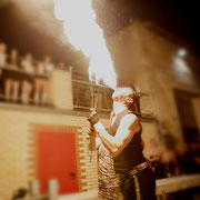 """Fire Shot"" by NELLY FAROUCHE & FEXA - Foto: Lex Sironi"