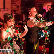 Live on Stage: PLEASUREDOME - Foto: House of Rough Arts