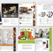 Konzeption und Gestaltung des Koenig-Produktkataloges  I  2020