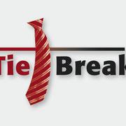 "Logodesign Eventfirma ""TieBreak"""