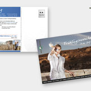 Layout & Bildbearbeitung – Flyer Frühlings-Apéro  I  2020