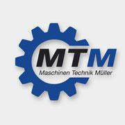 Logodesign Maschinen Technik Müller