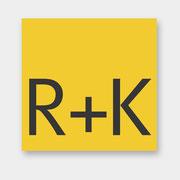 Redesign Logo R+K (Remund + Kuster Büro für Raumplanung AG)