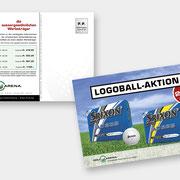 Layout & Bildbearbeitung – Logoball-Aktion  I  2019