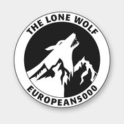 Logodesign THE LONE WOLF  I  2019