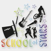 Logodesign Jahresmotto der Schule Meierskappel (2018)