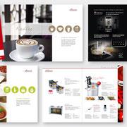 Konzeption und Gestaltung des Koenig-Produktkataloges 2017