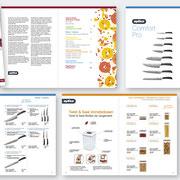 Gestaltung des Zyliss-Produktkataloges  I  2020