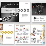 Konzeption und Gestaltung des Koenig-Produktkataloges 2018