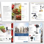 Konzeption und Gestaltung des Koenig-Produktkataloges  I  2019