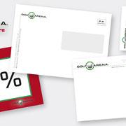 Gestaltung diverser Briefschaften