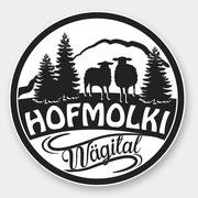 Logodesign HOFMOLKI Wägital  I  2019