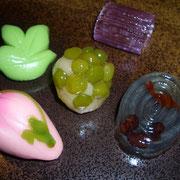夏の生菓子