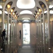 Hall Caisse des dépôts et consignation