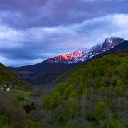 Tuc d'Eychelle, Franse Pyreneeën
