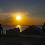 Noordelijk havenhoofd, Scheveningen