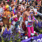 Canal Parade Amsterdam Pride