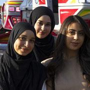 Safae, Leila en Marwa