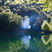 Lac de Bethmale, Franse Pyreneeën