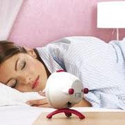 Despertador para sordos con vibrador de almohada