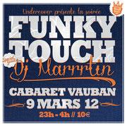 Funky Touch # 10 Feat. DJ MARRRTIN https://www.facebook.com/djmarrrtin?fref=ts