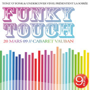 Funky Touch # 1 Feat. INNER CHIMP ORCHESTRA https://www.facebook.com/innerchimporchestra?fref=ts