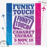 Funky Touch # 6 - DJ'S RESIDENT