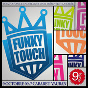 Funky Touch # 2 Feat.  MA CLIQUE