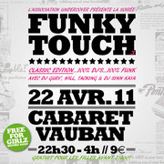 Funky Touch # 7 - DJ'S RESIDENT