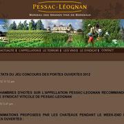 Vins de Pessac- Léognan