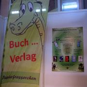 Der Stand des Papierfresserchen-Verlag