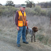 My hunting mentor and tuff old Marine Roy Fansler