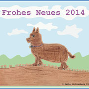 Neujahrsgruß 2014