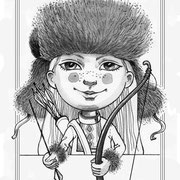 Illustration für Anna Hood, Jürgen Jankofsky, Mitteldeutscher Verlag  2017