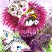 Kinderbuch-Illustration 2005
