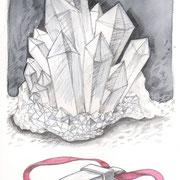 Bergkristall - Illustration  2006