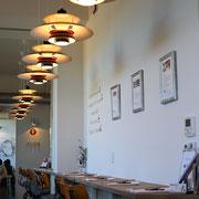 浜松 インテリアショップ ドロフィーズ 北欧 ホスピタリティー 都田建設 9sense dining 蔵で旅するbook store