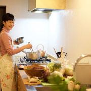 料理 キッチン