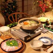 ぶりの日 食卓 家族 出世魚 夕食