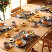 重ね煮 料理 兼子尚子 自宅セミナー おもてなし