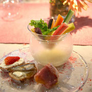 ホームパーティー おもてなし 料理 林和子 野菜ソムリエ CE Salon Roots